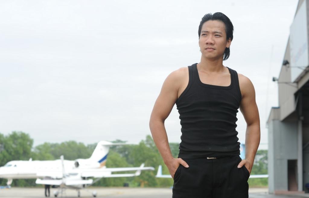 Cascadeur Phan Huỳnh Thanh Tuấn kể chuyện huấn luyện sao Bolywood