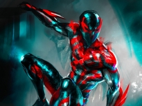 spider man 2099 se lam tro thanh phim live action