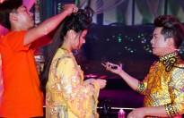 """Ngưng """"tuyên chiến"""", Minh Nhí ra tay tương trợ cho Thanh Thủy"""