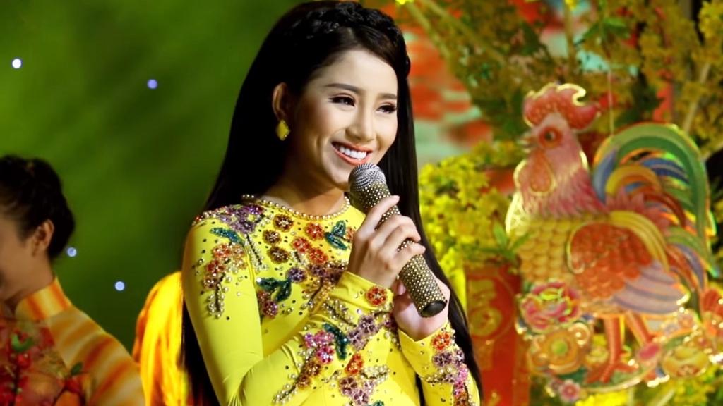 ngoc nu bolero to my trai long chuyen don tet tha huong