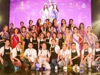 Lộ diện 19 thí sinh vào vòng chung kết Hoa khôi Du lịch Việt Nam 2017