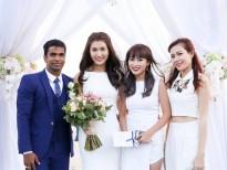 Hé lộ hình ảnh hôn lễ của diễn viên Nguyệt Ánh