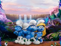 smurfs the lost village bi mat trong ngoi lang bi an