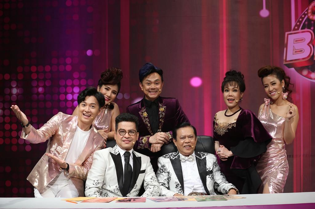 nhac si khong gio roi lan dau tien tham gia gameshow truyen hinh