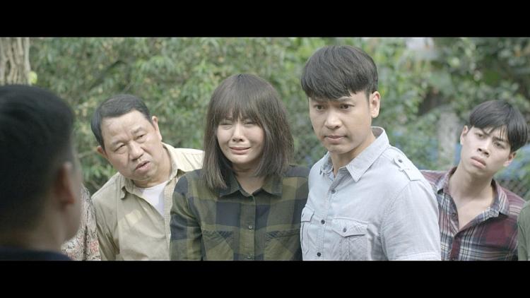 Diện mạo mới của gái quê Thanh Hương và ông bố đơn thân Duy Hưng trong 'Mùa hoa tìm lại'
