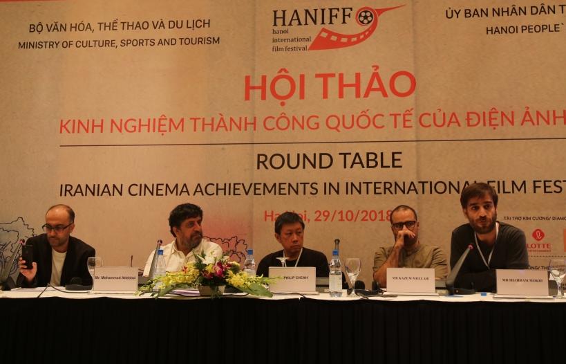 Bí quyết thành công của điện ảnh Iran