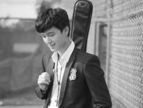 Hotboy Huỳnh Anh bất ngờ rẽ hướng sang ca hát