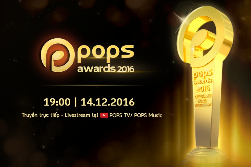 cho doi gi o pops awards 2016