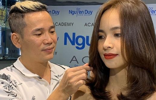 Vua tóc Nguyễn Duy làm giám khảo tại Kỷ lục Guinness ngành tóc TPHCM 2020