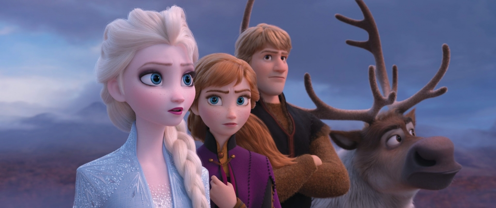 frozen 2 review som cuc co tam khan gia dau tien xem phim