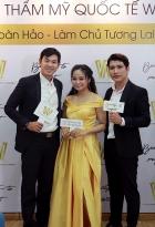 Dàn diễn viên 'Cháo Trắng' bất ngờ xuất hiện tại một sự kiện ở thành phố Hồ Chí Minh