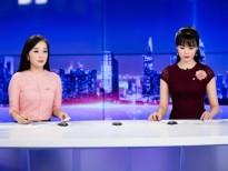 """Minh Hương """"Vàng Anh"""" và Hoa hậu Thu Thuỷ làm MC bản tin an ninh"""