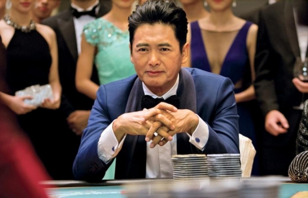 Châu Nhuận Phát kiện nhà sản xuất series phim 'Đổ thành phong vân'