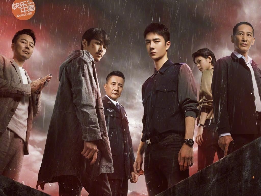 Màn ảnh Hoa ngữ 2021: Những bộ phim 'xông đất'