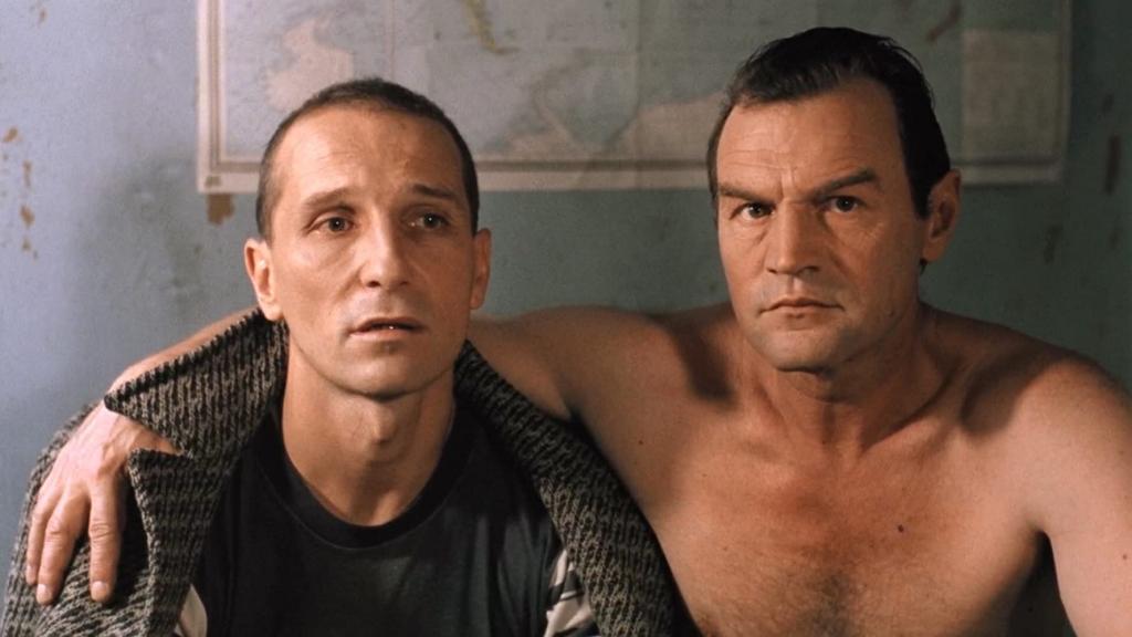 Cảnh trong phim Taxi Blues năm 1990 của đạo diễn Pavel Lungin