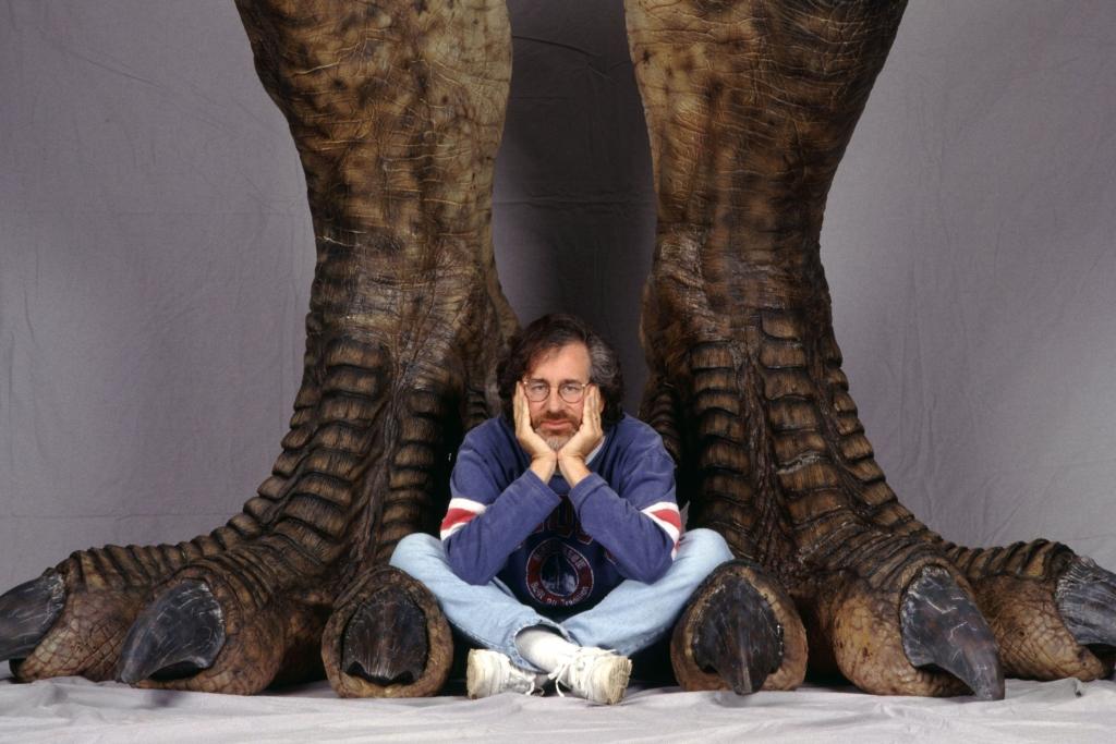 Đạo diễn Steven Spielberg và thương hiệu Jurassic Park nổi tiếng Hollywood