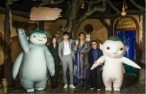 'Truy lùng quái yêu' - Hồ Ba trở thành nhân vật hoạt hình 3D đầu tiên được dựng tượng sáp