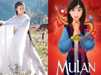 Bộ phim 'Mulan' phiên bản người thật do Lưu Diệc Phi đóng bị dời lịch quay