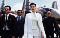 Cảnh Điềm 'nhá hàng' vai diễn trong phim 'Pacific Rim 2: Trỗi dậy'