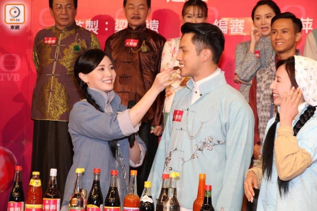 cap doi scandal chu than le va ha quang bai tai hop trong phim dai tuong vien