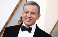 Bob Iger rút khỏi vị trí Tổng giám đốc Disney