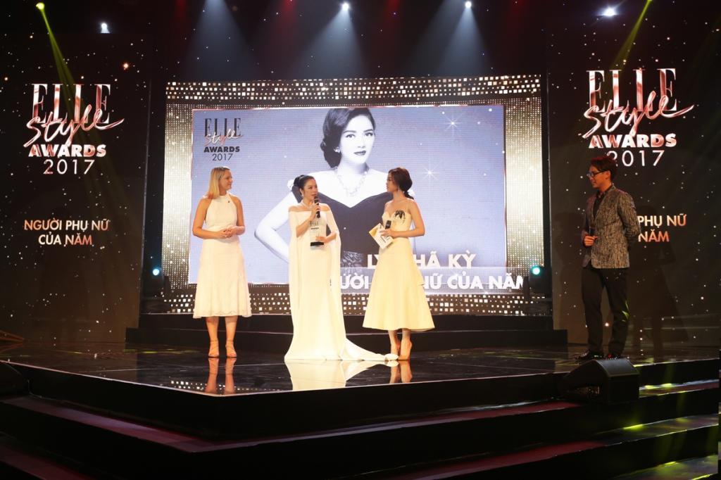 sao viet hoi tu tai le trao giai elle style awards 2017