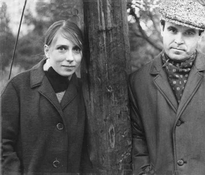 Gleb Panfilov &  Irina Churikova