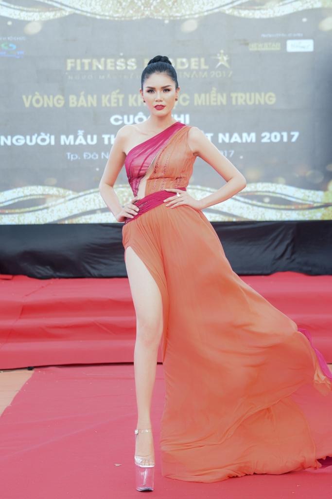 a hau kim nguyen do dang cung hoa hau dai duong dang thu thao tai da nang