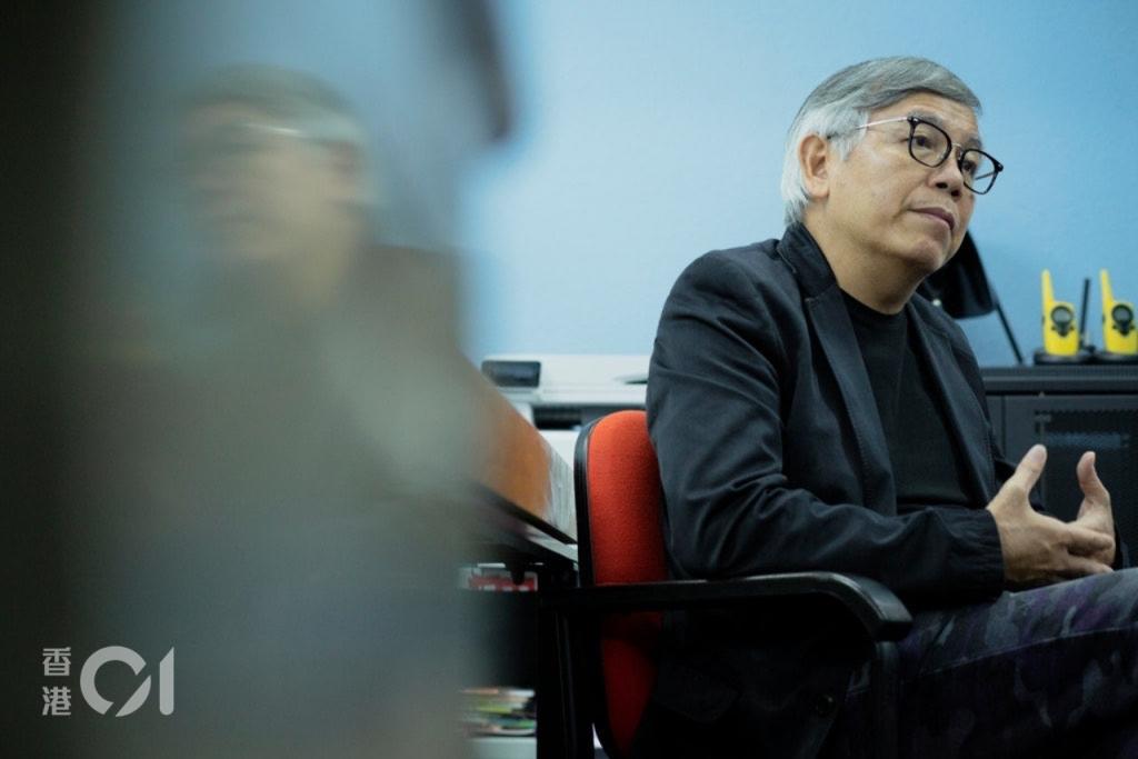 3. Nhà sản xuất Điền Khải Văn nhận định, điện ảnh Hong Kong nhờ có bản sắc riêng nên mới được khán giả nước ngoài đón nhận