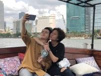 Quang Anh - Bảo Hân - 'Đôi chim ri' của 'Về nhà đi con' bí mật hẹn hò ở Sài Gòn