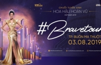 Cuộc thi Hoa hậu Hoàn vũ Việt Nam 2019 tiếp tục lộ diện những thí sinh ấn tượng