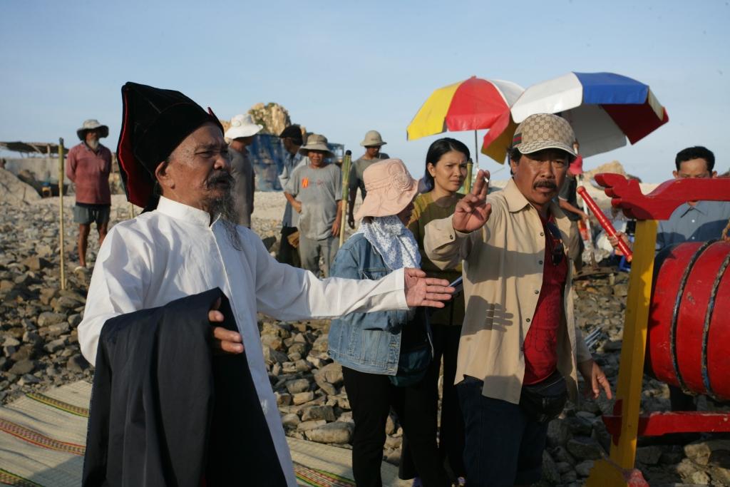 dao dien le phuong nam lam dao khat de gop phan bao ve chu quyen bien dao quoc gia