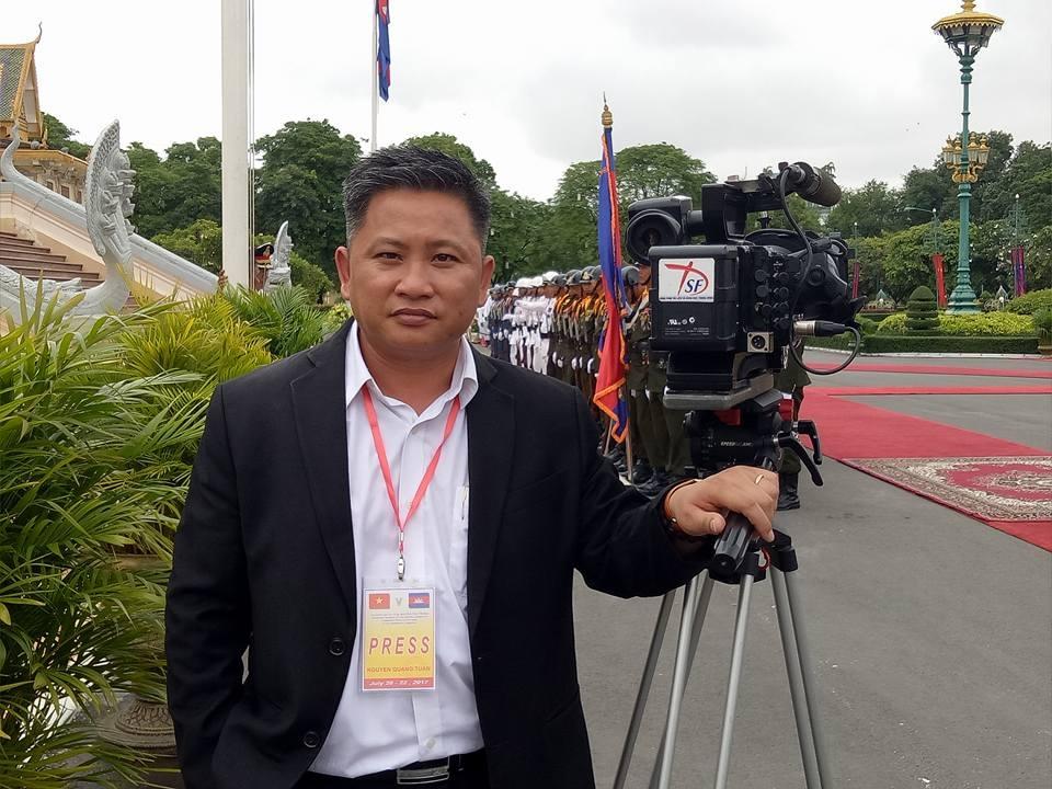 NSUT Nguyễn Quang Tuấn - Chủ tịch HĐQT Công ty TNHH Một thành viên Hãng phim Tài liệu & khoa học TW