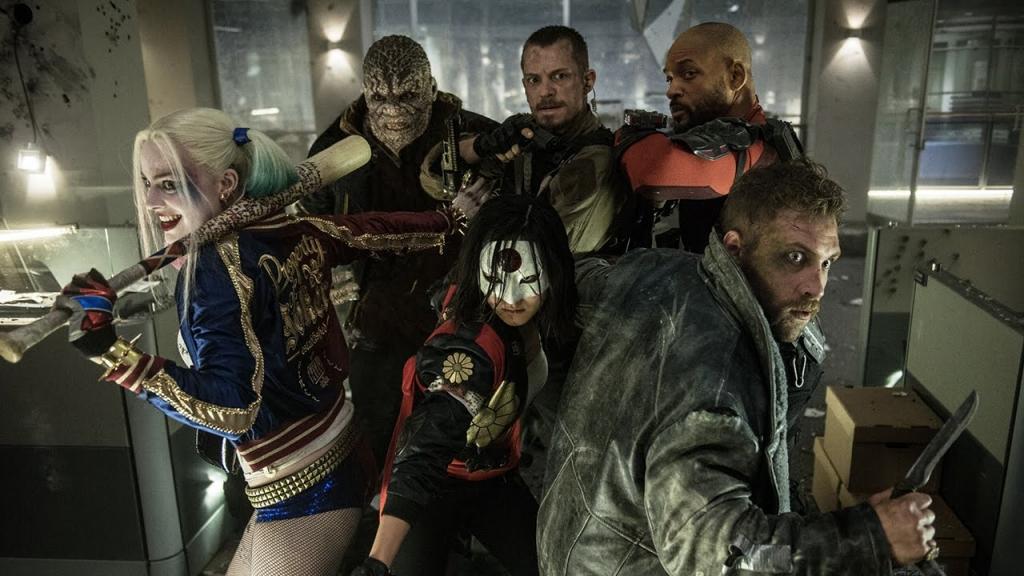 3. The Suicide Squad' 2016 có doanh thu tốt hơn