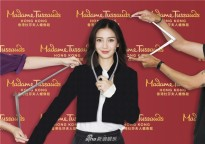 angelababy se co tuong sap o madame tussauds hong kong