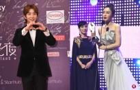 Lee Jun Ki, Tần Lam đoạt giải thưởng Starhub Night of Stars 2018