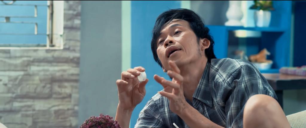 hotgirl kha ngan hoa thi no trong trailer phim nang tien co 5 nha