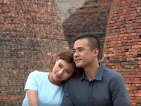 Thúy Diễm - Lương Thế Thành mạo hiểm leo giàn giáo đóng phim
