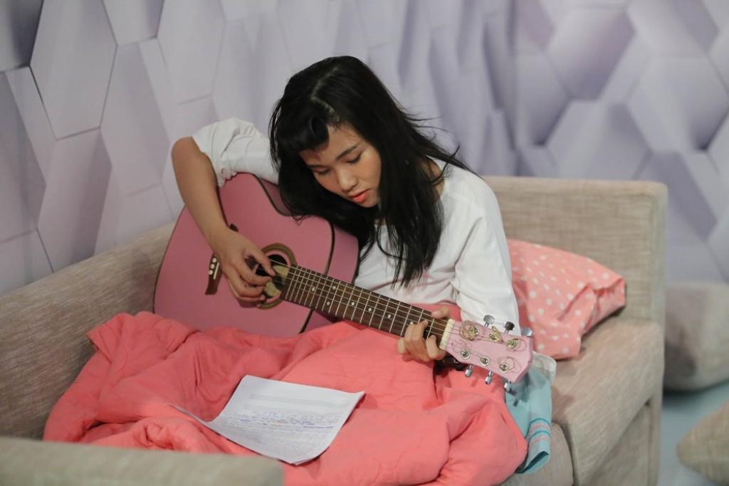 hoang dung truong thao nhi dai dien team giang son buoc vao chung ket sing my song