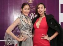 Hoa hậu Hoàn vũ Thái Lan 2007 làm giám khảo Hoa khôi du lịch Việt Nam 2017
