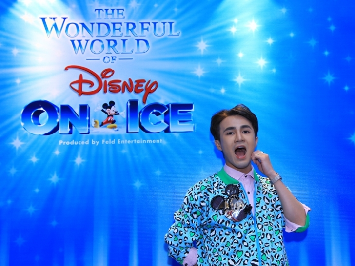 the gioi dieu ky disney on ice chuan bi do bo sai gon