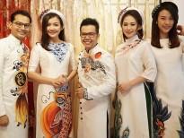 huynh dong nancy nguyen tham gia phim ngan dau tay cua ca si dinh phuoc