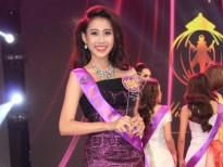 Hotgirl Vy Timy giành được giải thưởng Người đẹp tài năng