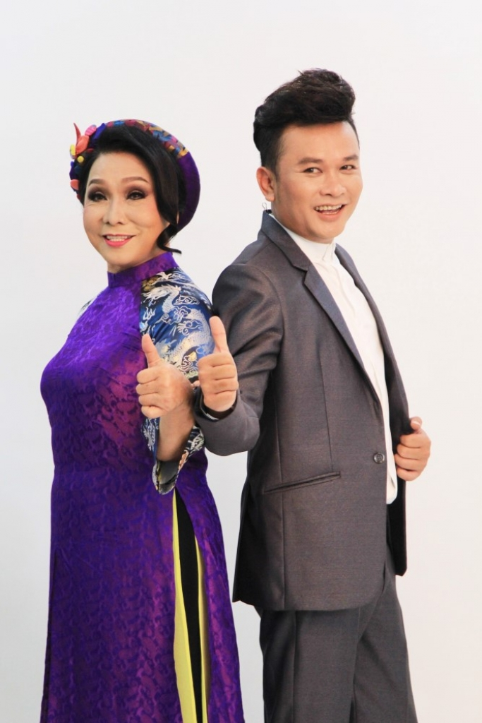 ngoc huyen ve nuoc ngoi ghe nong danh ca vong co