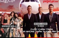 michael learns to rock trong rung fans o tan son nhat