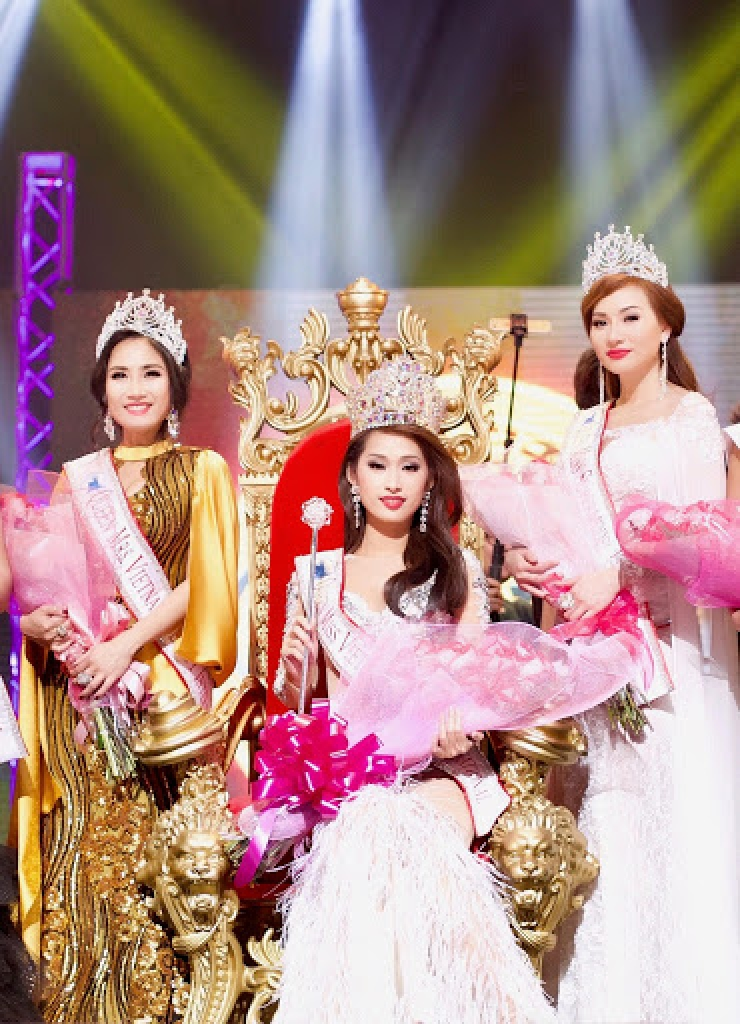 bup be thanh thao lam giam khao miss vietnam beauty international
