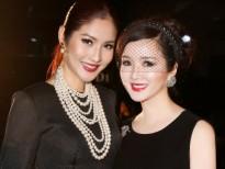 Hoa hậu Đền Hùng Giáng My bất ngờ hội ngộ Hoa hậu Thái Lan
