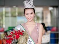 Hoa hậu Ngọc Duyên bén duyên với nghề MC