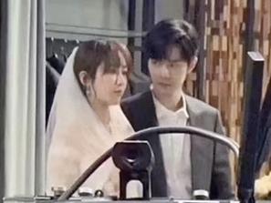 Dương Tử thử váy cưới, hứa hẹn cái kết ngọt lịm cho 'Dư sinh xin chỉ giáo nhiều hơn'