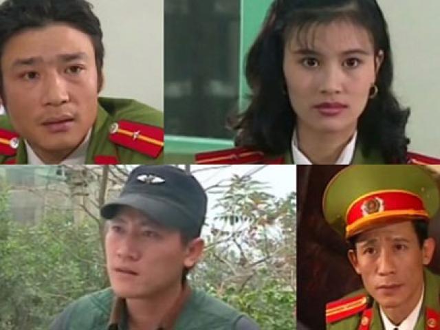 Nhìn lại những visual của các chiến sĩ 'Cảnh sát hình sự' sau hơn 20 năm lên sóng